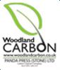 Woodland trust carbon logo for panda press