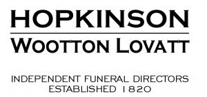 Hopkinson Wootton and Lovatt Funeral Directors logo